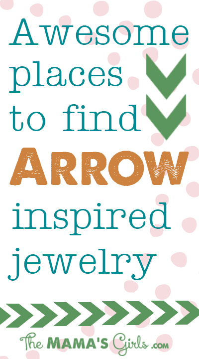 Awesome places to find cheap arrow jewelry