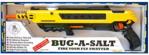 BUG A SALT - FLY SWATTER GUN