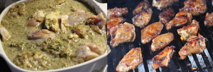 Blog Chef - Jerk Chicken Wings