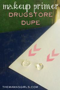 Makeup Primer Drugstore Dupe