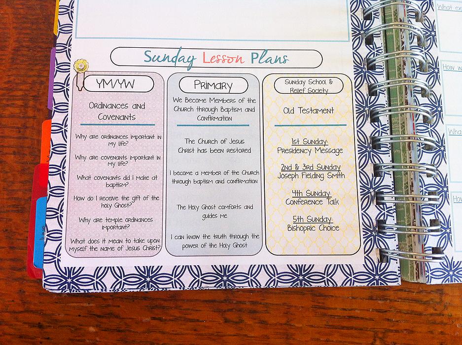 Mormon Mommy Planner (9)