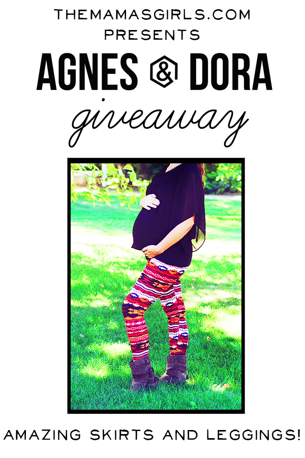 The Mamas Girls presents an Agnes and Dora giveaway