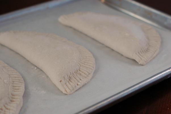 Cheese Stuffed Calzones