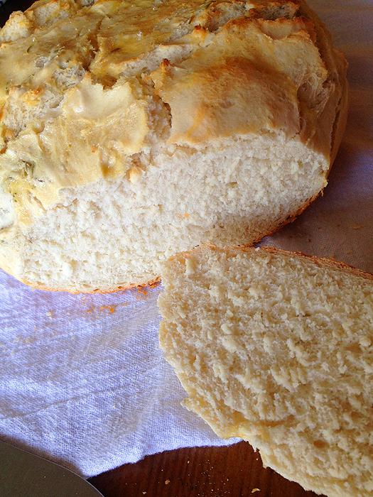 Fast Rosemary Bread03
