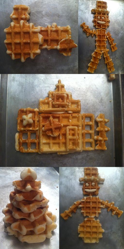 waffle creations