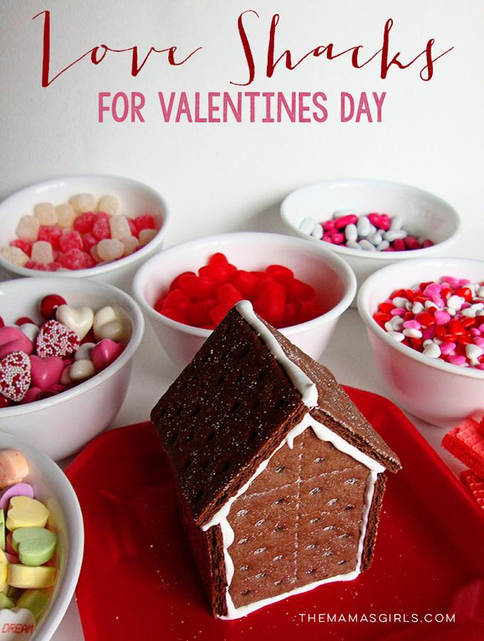 Love Shacks for Valentines Day