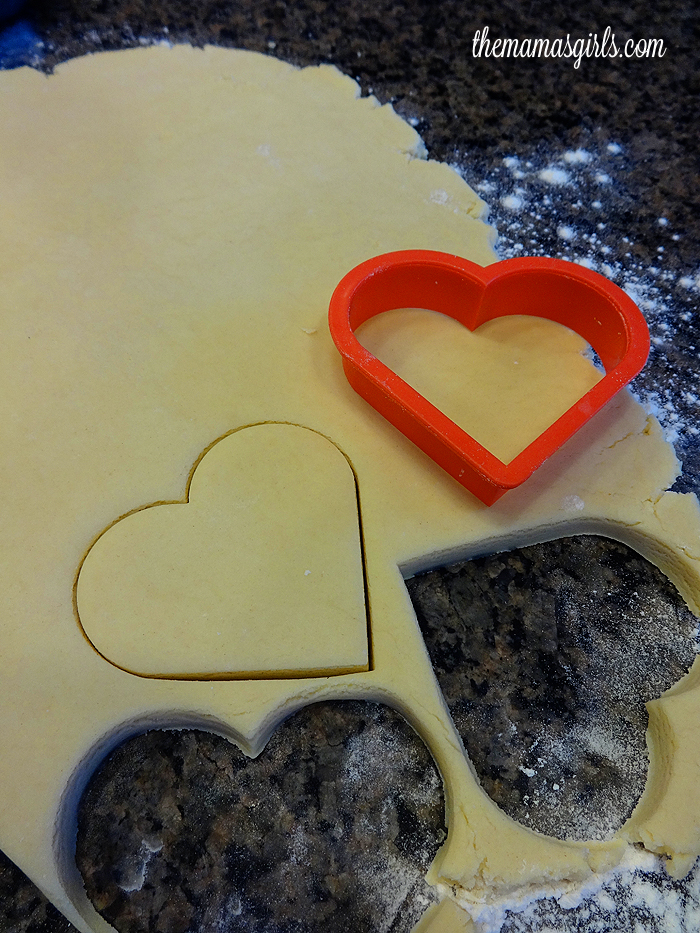 Sugar cookie recipe Valentine's Day 2