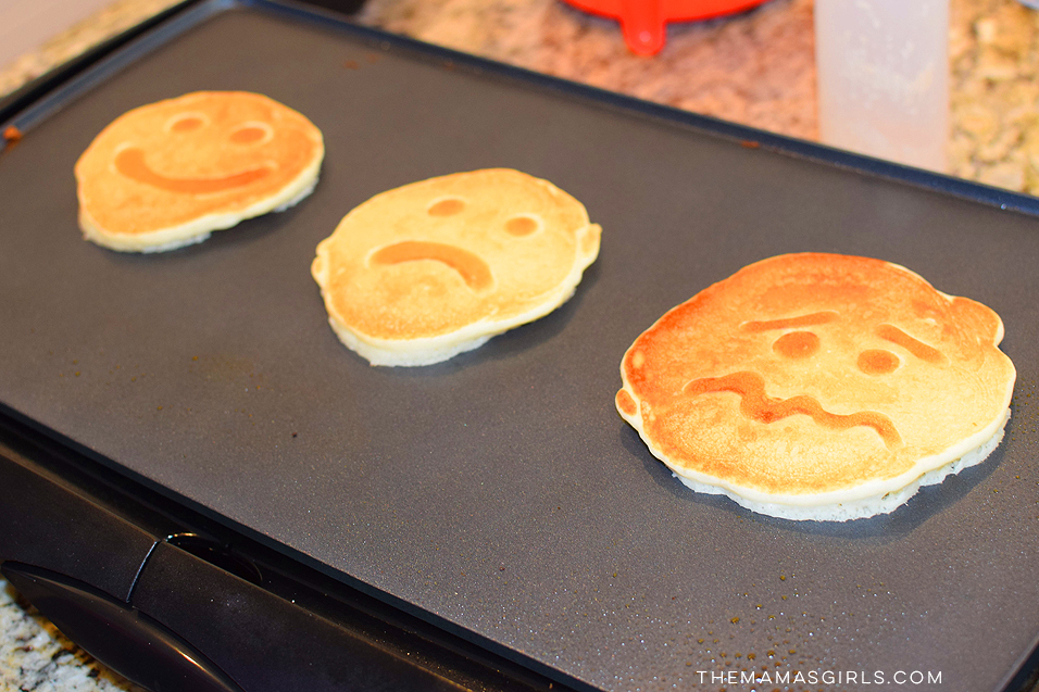 emotional pancakes