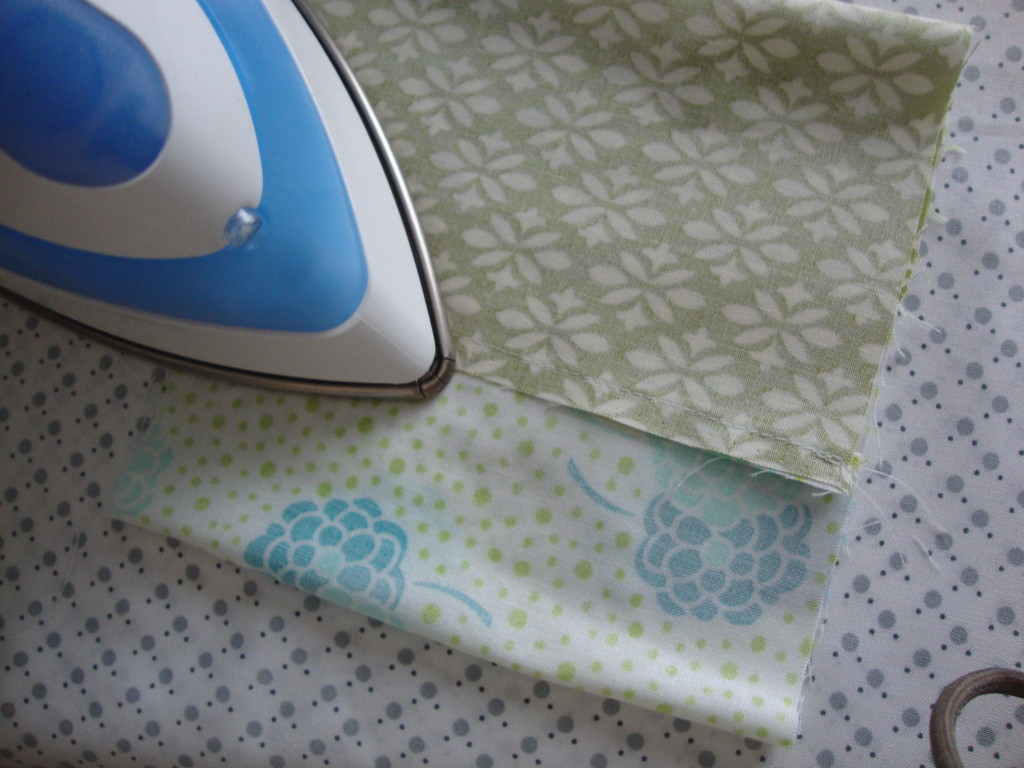 Pocket Tissue Holder - step 2