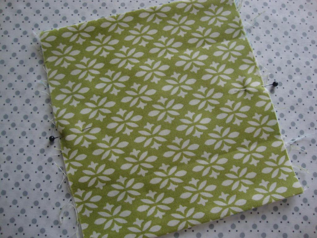 Pocket Tissue Holder - step 3