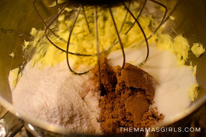 White Chocolate Craisin Cookies Sugars