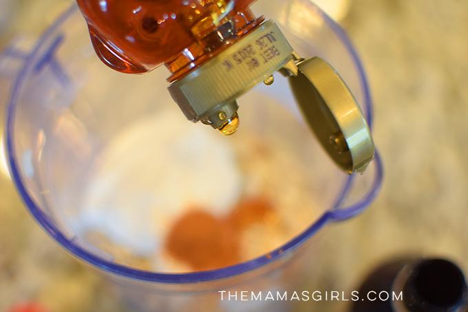 blender protein pancakes