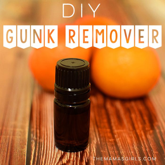 DIY Gunk Remover
