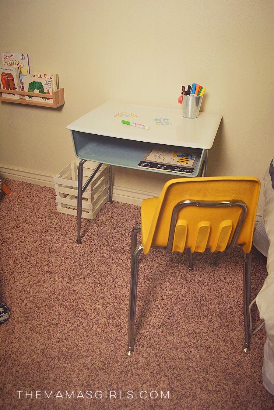 Dry Erase Desk -