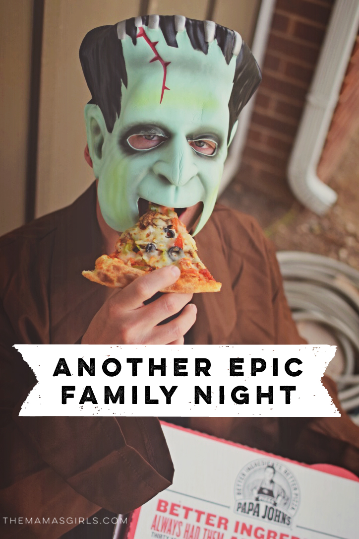 Another Epic Family Night