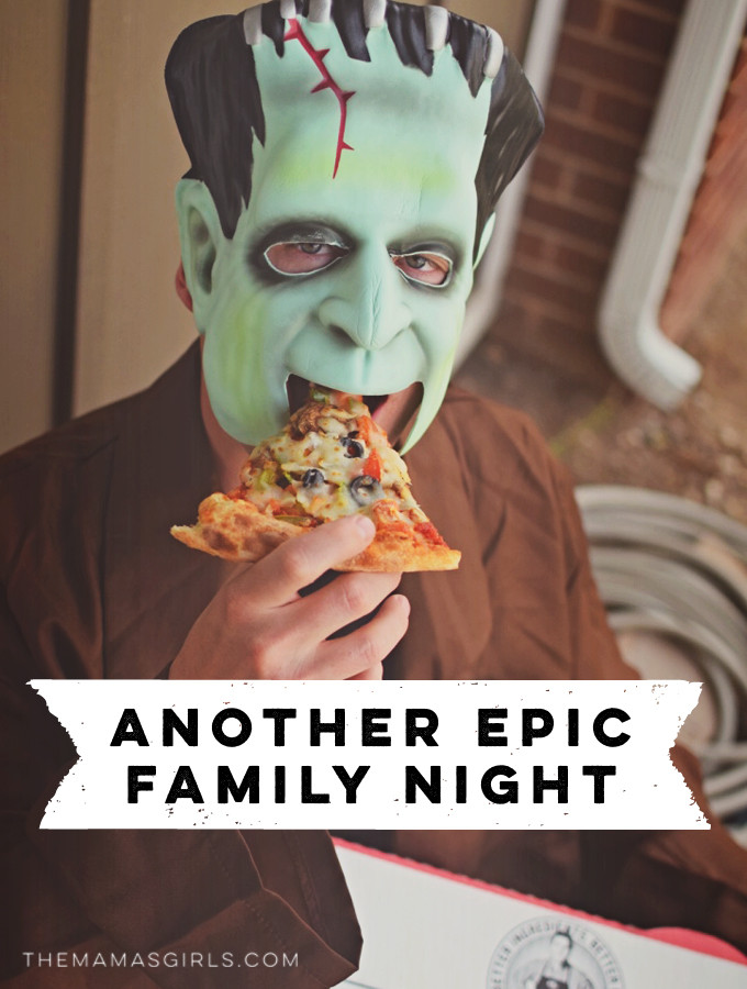 Another Epic Family Night!