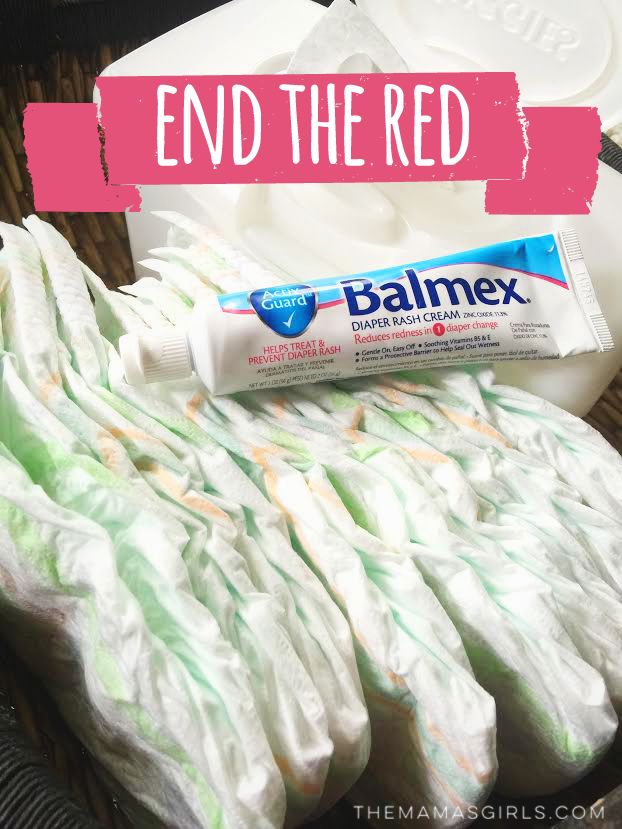 End the Red with Balmex