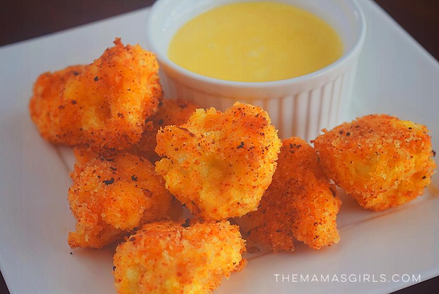 Taste #5 Umami Popcorn Cauliflower