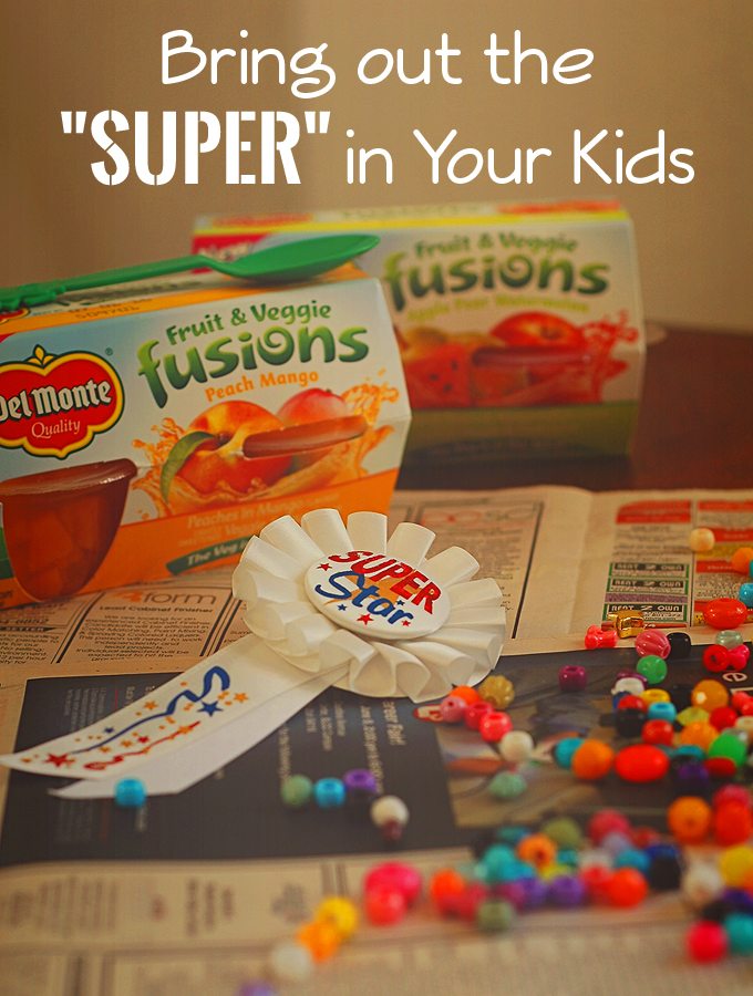 Bring out the -Super- in Your Kids