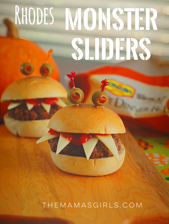 Rhodes Monster Sliders