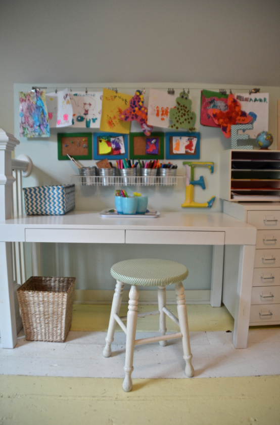 toy room ideas artist