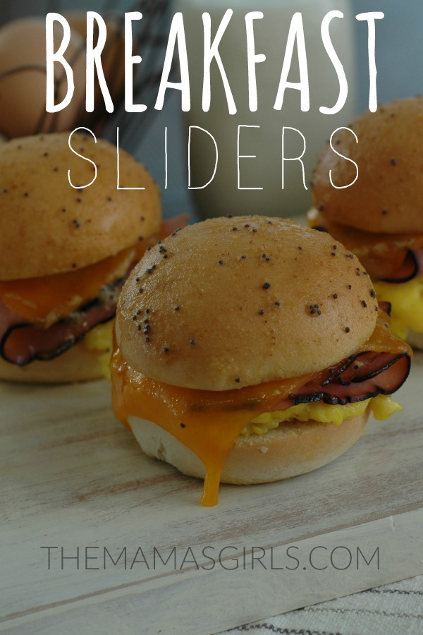 Breakfast Sliders - themamasgirls.com
