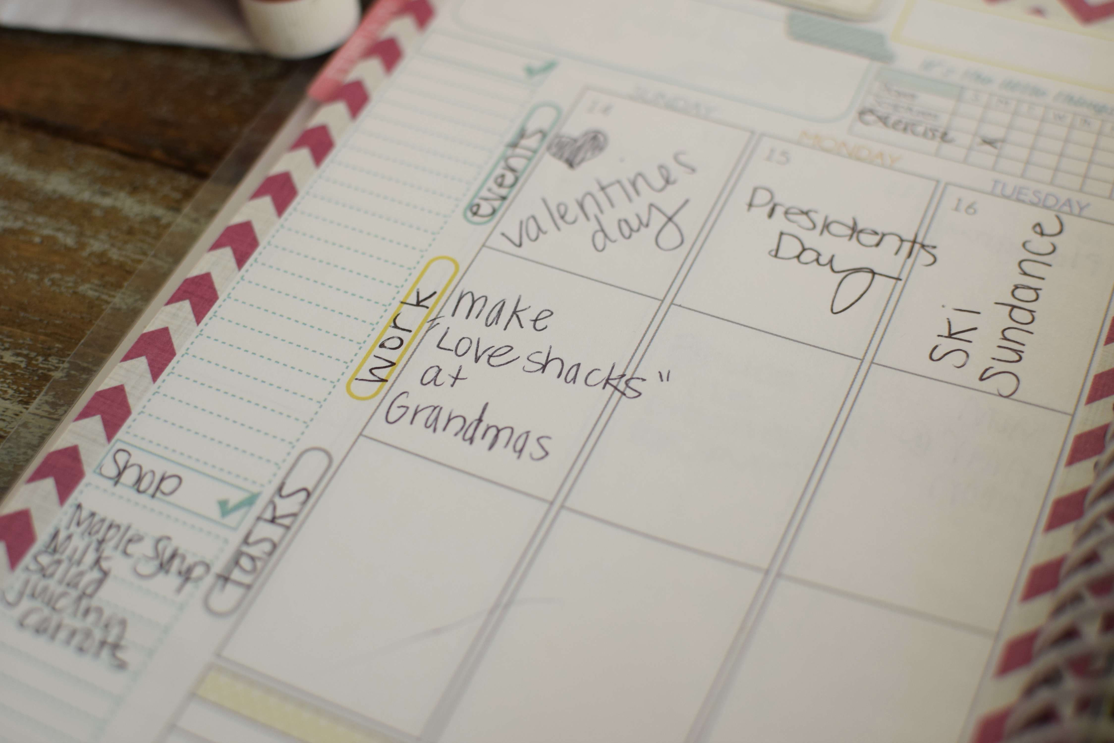 the best planner for moms calendar