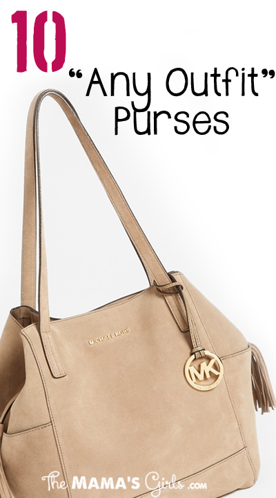 10 Purses that will look great with everything!