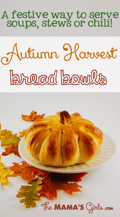 Amazing bread bowls that are way easier than they look!