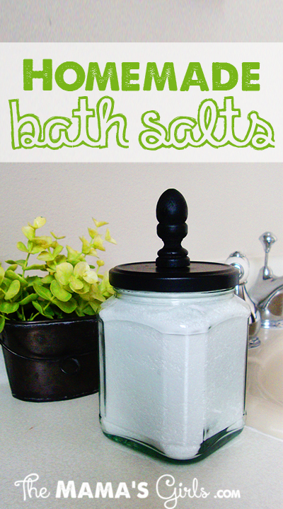 Homemade Bath Salts copy