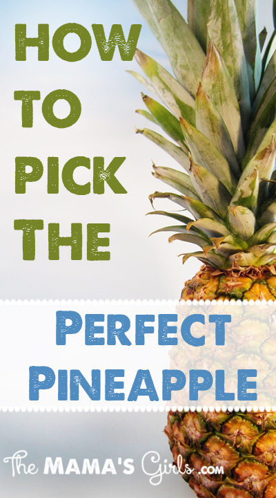 How to Pick a Perfect Pineapple