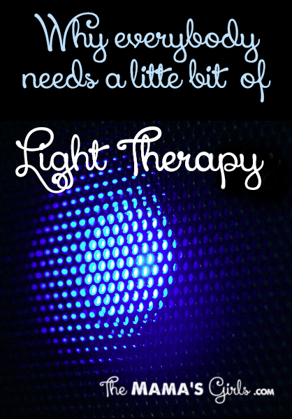 Why everyone needs a little light therapy