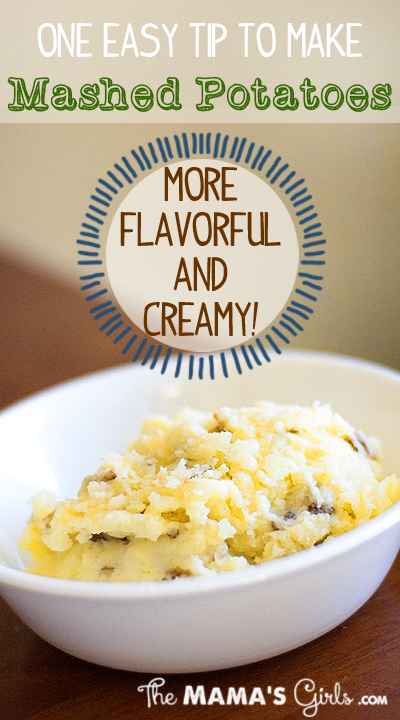 Easy Tip to Make Mashed Potatoes More Flavorful and Creamy!