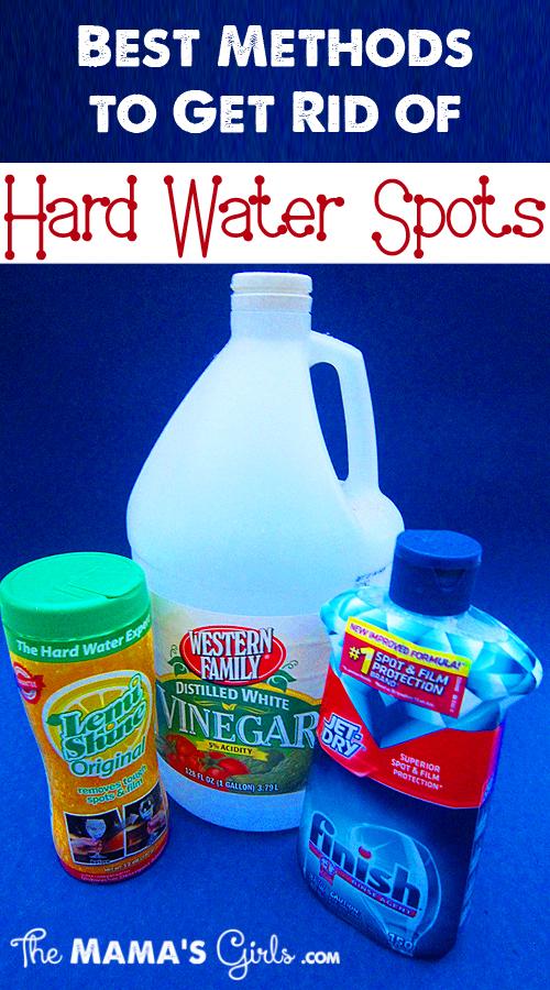 Best Methods to Get Rid of Hard Water Spots