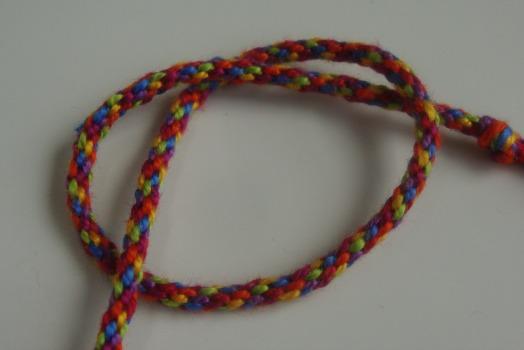 finshed bracelet