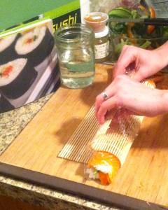 Homemade Sushi Tutorial