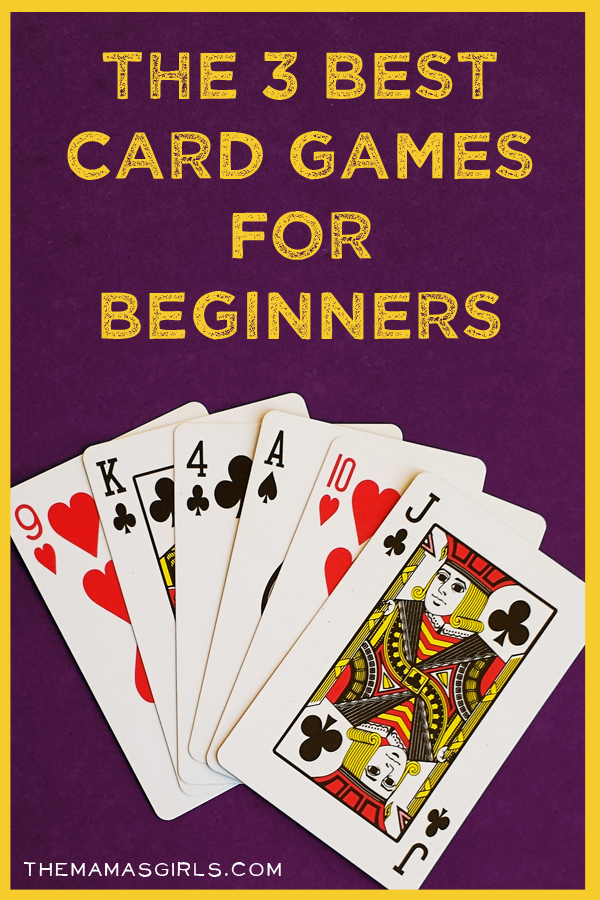 The 3 Best Card Games for Beginners