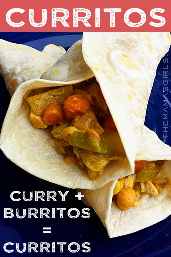 Curry + Burritos = Curritos