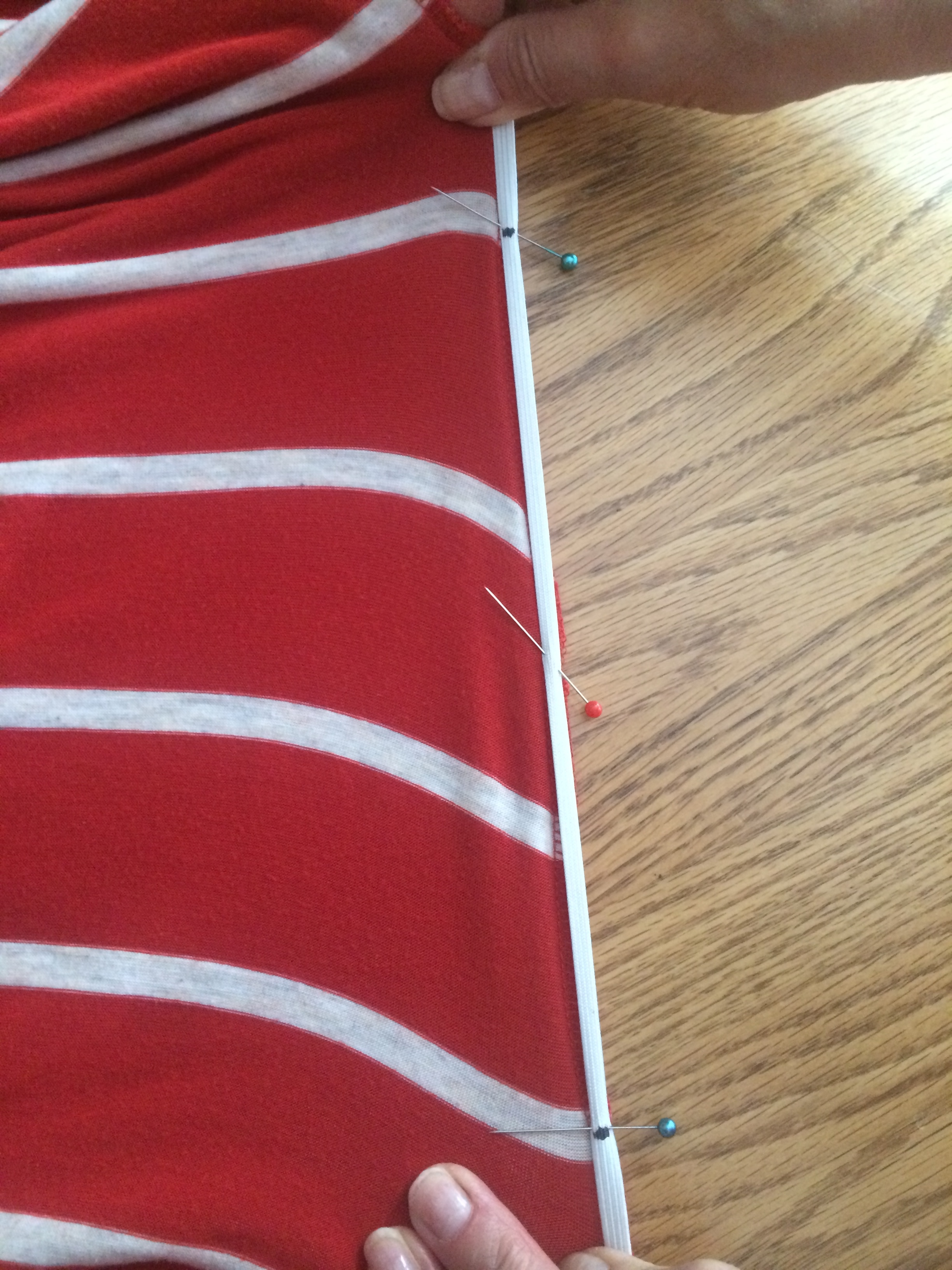 how to add ruching to a dress easily