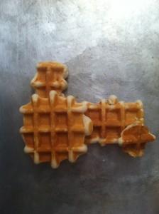 Waffle Tractor