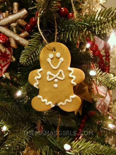 Cookie Guy Ornament