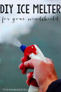 DIY Ice Melter for your windshild