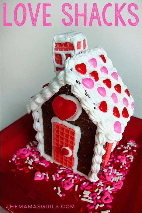Loves Shack for Valentines Day!