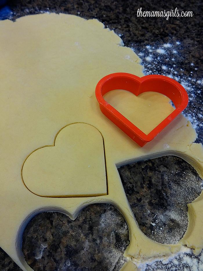 Sugar cookie recipe Valentine's Day 2