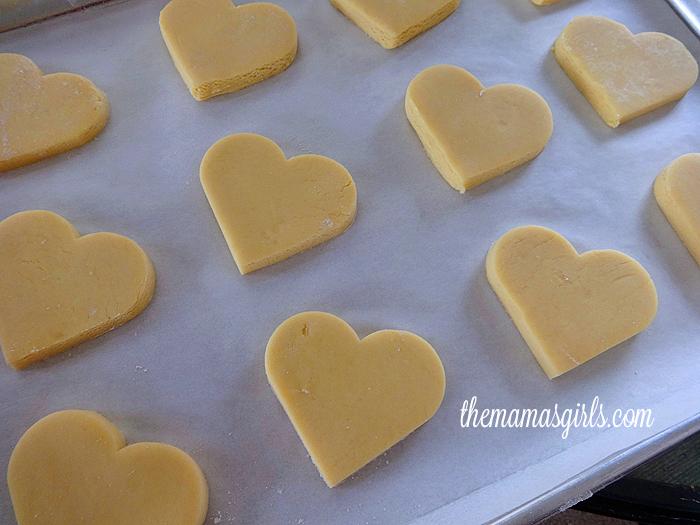 Sugar cookie recipe Valentine's Day 3