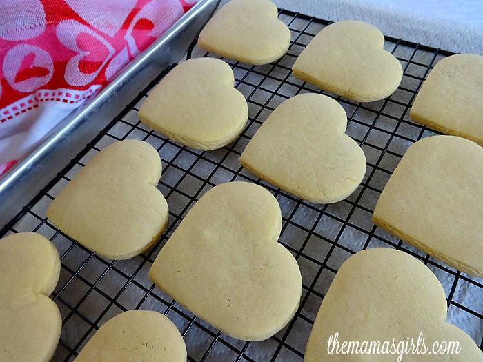 Sugar cookie recipe Valentine's Day 4