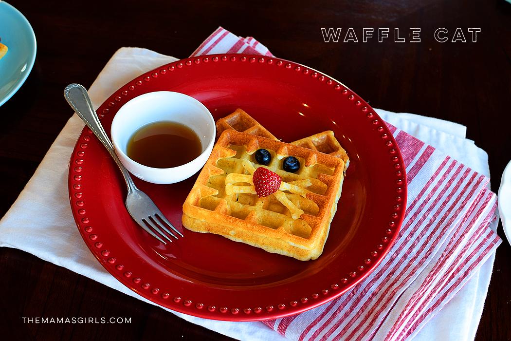 Waffle Cat