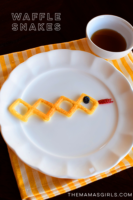Waffle snakes