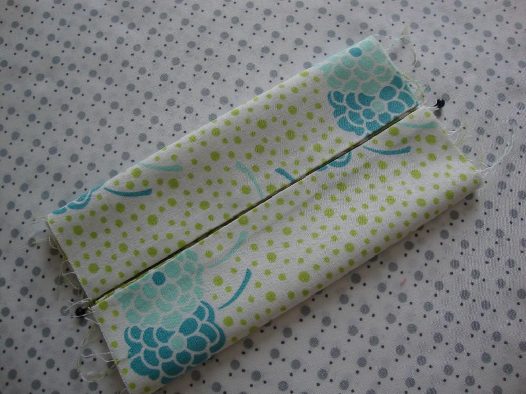 Pocket Tissue Holder - step 4