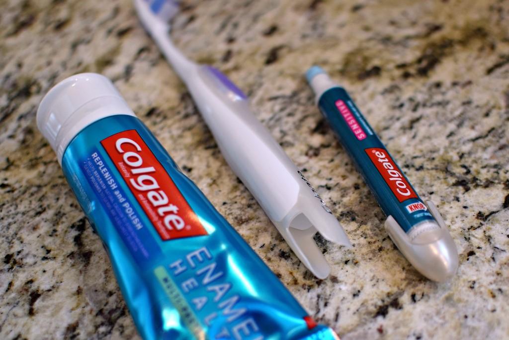 Colgate Brush Apply Go